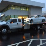 Towing BMW Luxury